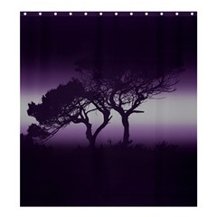 Sunset Shower Curtain 66  X 72  (large)