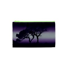 Sunset Cosmetic Bag (xs) by Valentinaart