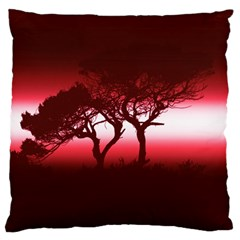 Sunset Large Cushion Case (two Sides)