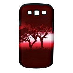 Sunset Samsung Galaxy S Iii Classic Hardshell Case (pc+silicone) by Valentinaart