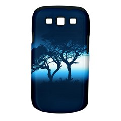 Sunset Samsung Galaxy S Iii Classic Hardshell Case (pc+silicone)