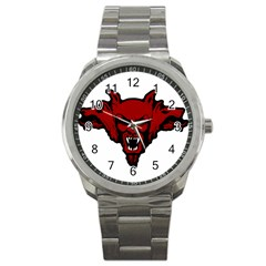 Dracula Sport Metal Watch by Valentinaart
