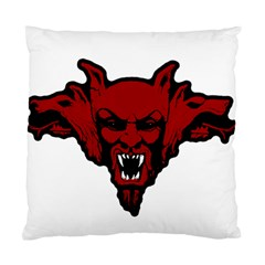 Dracula Standard Cushion Case (one Side) by Valentinaart