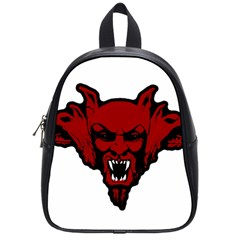 Dracula School Bags (small)  by Valentinaart
