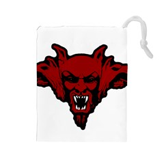 Dracula Drawstring Pouches (large)
