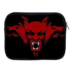 Dracula Apple Ipad 2/3/4 Zipper Cases by Valentinaart