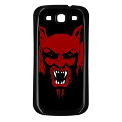 Dracula Samsung Galaxy S3 Back Case (black)