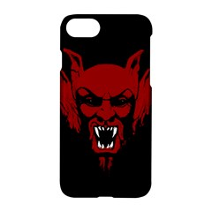 Dracula Apple Iphone 7 Hardshell Case by Valentinaart