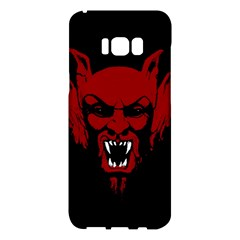 Dracula Samsung Galaxy S8 Plus Hardshell Case  by Valentinaart
