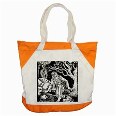 Vampire  Accent Tote Bag by Valentinaart