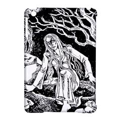 Vampire  Apple Ipad Mini Hardshell Case (compatible With Smart Cover)