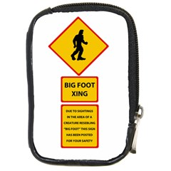 Bigfoot Compact Camera Cases by Valentinaart
