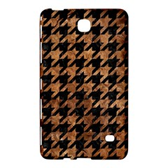 Houndstooth1 Black Marble & Brown Stone Samsung Galaxy Tab 4 (8 ) Hardshell Case  by trendistuff