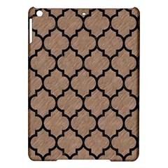 Tile1 Black Marble & Brown Colored Pencil (r) Apple Ipad Air Hardshell Case by trendistuff