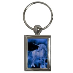 Magical Unicorn Key Chains (rectangle)  by KAllan