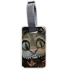 Cheshire Cat Luggage Tags (two Sides) by KAllan
