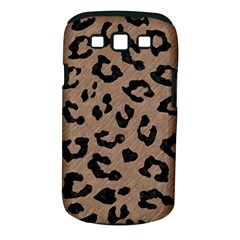 Skin5 Black Marble & Brown Colored Pencil Samsung Galaxy S Iii Classic Hardshell Case (pc+silicone) by trendistuff
