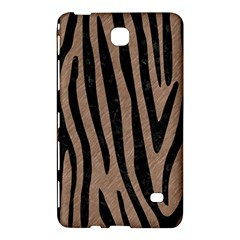 Skin4 Black Marble & Brown Colored Pencil Samsung Galaxy Tab 4 (8 ) Hardshell Case  by trendistuff