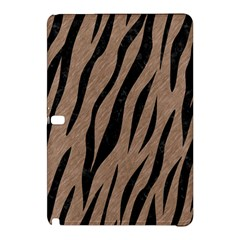 Skin3 Black Marble & Brown Colored Pencil (r) Samsung Galaxy Tab Pro 10 1 Hardshell Case by trendistuff