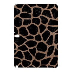 Skin1 Black Marble & Brown Colored Pencil (r) Samsung Galaxy Tab Pro 12 2 Hardshell Case by trendistuff