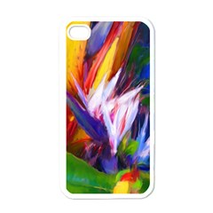 Palms02 Apple Iphone 4 Case (white) by psweetsdesign