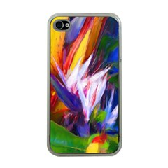 Palms02 Apple Iphone 4 Case (clear) by psweetsdesign