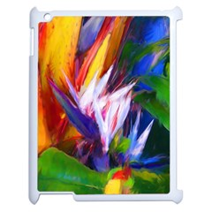 Palms02 Apple Ipad 2 Case (white) by psweetsdesign