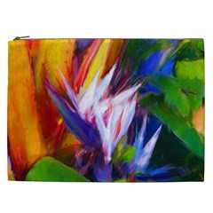 Palms02 Cosmetic Bag (xxl)  by psweetsdesign