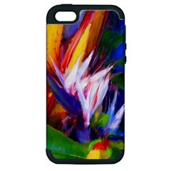 Palms02 Apple Iphone 5 Hardshell Case (pc+silicone) by psweetsdesign