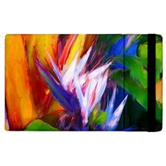Palms02 Apple Ipad 3/4 Flip Case by psweetsdesign