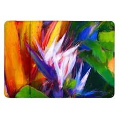 Palms02 Samsung Galaxy Tab 8 9  P7300 Flip Case by psweetsdesign