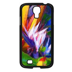 Palms02 Samsung Galaxy S4 I9500/ I9505 Case (black) by psweetsdesign