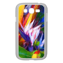 Palms02 Samsung Galaxy Grand Duos I9082 Case (white) by psweetsdesign