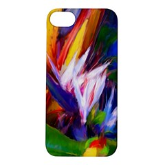 Palms02 Apple Iphone 5s/ Se Hardshell Case by psweetsdesign