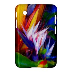 Palms02 Samsung Galaxy Tab 2 (7 ) P3100 Hardshell Case  by psweetsdesign