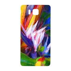 Palms02 Samsung Galaxy Alpha Hardshell Back Case by psweetsdesign