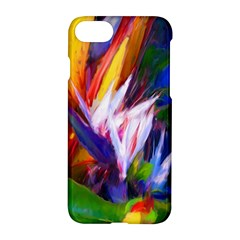 Palms02 Apple Iphone 7 Hardshell Case by psweetsdesign