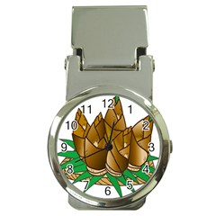 Young Bamboo Money Clip Watches by Mariart