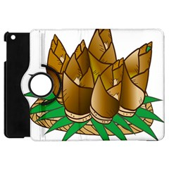 Young Bamboo Apple Ipad Mini Flip 360 Case by Mariart