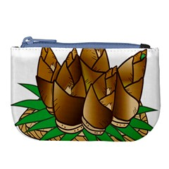 Young Bamboo Large Coin Purse by Mariart