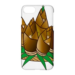 Young Bamboo Apple Iphone 7 Hardshell Case by Mariart