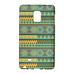 Bezold Effect Traditional Medium Dimensional Symmetrical Different Similar Shapes Triangle Green Yel Galaxy Note Edge
