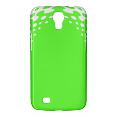 Bubble Polka Circle Green Samsung Galaxy Mega 6 3  I9200 Hardshell Case by Mariart