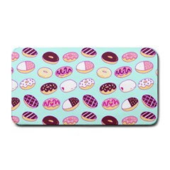 Donut Jelly Bread Sweet Medium Bar Mats by Mariart