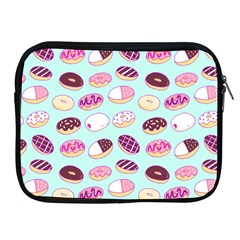 Donut Jelly Bread Sweet Apple Ipad 2/3/4 Zipper Cases by Mariart