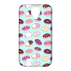 Donut Jelly Bread Sweet Samsung Galaxy S4 Classic Hardshell Case (pc+silicone) by Mariart