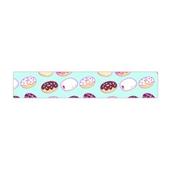 Donut Jelly Bread Sweet Flano Scarf (mini) by Mariart