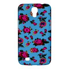 Crown Red Flower Floral Calm Rose Sunflower Samsung Galaxy Mega 6 3  I9200 Hardshell Case by Mariart