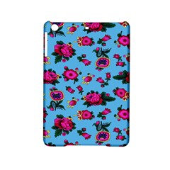 Crown Red Flower Floral Calm Rose Sunflower Ipad Mini 2 Hardshell Cases by Mariart