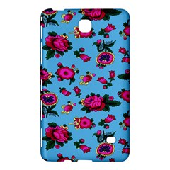 Crown Red Flower Floral Calm Rose Sunflower Samsung Galaxy Tab 4 (8 ) Hardshell Case  by Mariart